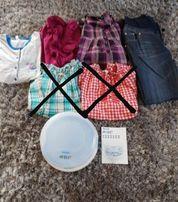 Ubrania ciążowe zestaw+gratis