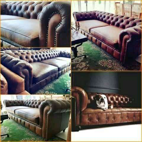 Massive Special on Chesterfield Couches for February! 0