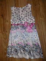 sukienka rozm. 116