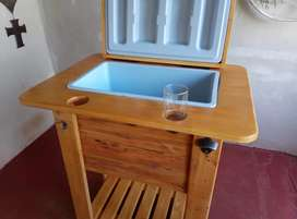 Coolbox trolleys for sale