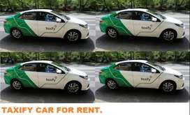 Taxify car for rent