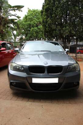 BMW 320i E90 Metallic Silver