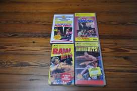 WF VHS Video Cassettes For Collectors