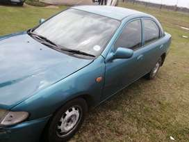 Selling Mazda etude as Is 1.6