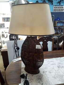 Oval Wick Lamps set of 2