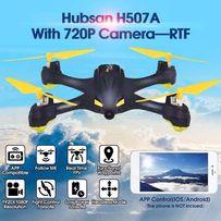 Квадрокоптер HUBSAN H507A Pro GPS 720P WiFi Версия с Пультом Новый