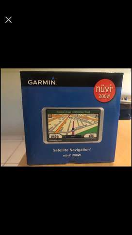 Garmin 200Nuvi wide