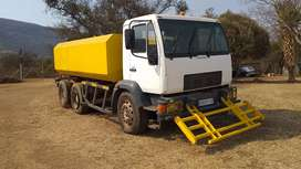 MAN 16000L Water Tanker For Sale