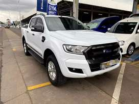 2018 FORD RANGER 2.2 TDCi XLT 4X2 D/CAB AT