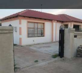 A house for sale