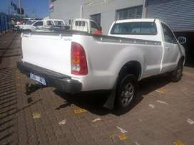 TOYOTA HILUX LOW BASE