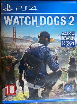 PS4 Watchdogs - Brand New!!!