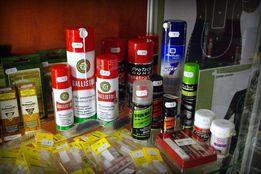 Środki do czyszczenia i konserwacji broni palnej, wiatrówek, ASG