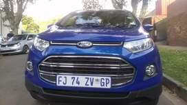FORD ECOSPORT AUTOMATIC IN EXCELLENT CONDITION