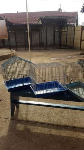 Bird Cages For Sale, individually or all together