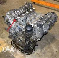Image of Mercedes m112 engine, for sale as is or breaking for spares