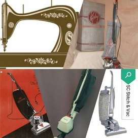 Stich and Vac (Servicing and supplier of stock)