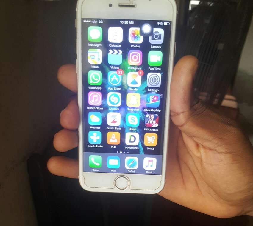 Used Iphone 6 64 GB 0