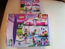 Salon dla zwierząt Lego friends
