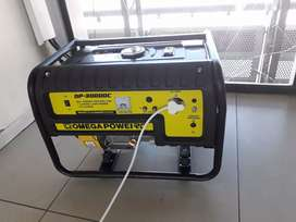 3000DC Omega 15litres Generator new in a box for R3500 free delivery