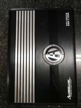 Audiobank 2800 watt Amp