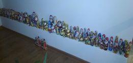 Колекція шоколадних виробів - 114 шт