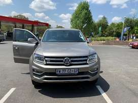 2017 VW Amarok 3.0 V6 Highline