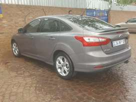 FORD FOCUS AUTOMATIC TDCI 2014