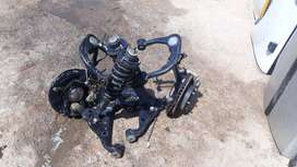 Toyota Hilux Suspension