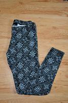 legginsy getry wzorki elastyczne tally weijl