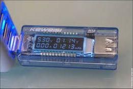 USB тестер для измерения ёмкости