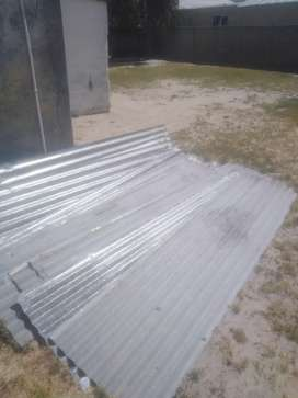 Roof sheets 2nd hand 19