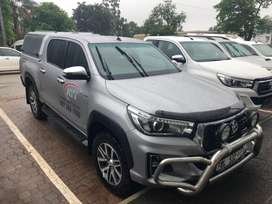 Toyota Hilux 2.8 GD-6 Double Cab 4x4!!