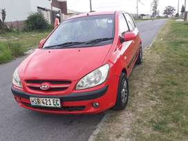 Hyundai getz 1.4 engine, model 2008