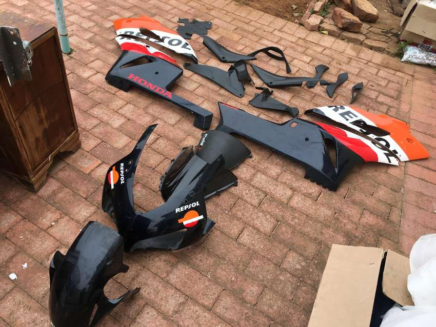 Honda CBR1000RR Fairing kit 0