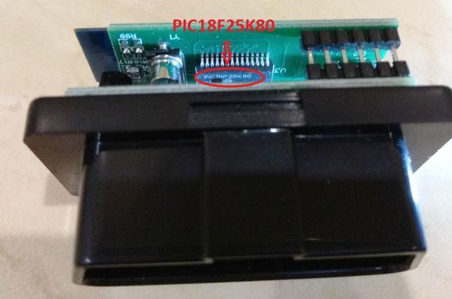 Диагностический адаптер ELM327 bluetooth v1.5 на контроллере PIC18F25