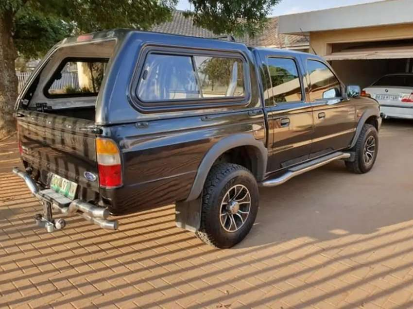 Ford ranger double cab canopy 0