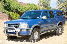 Ford Ranger Double Cab 4x4 4.0