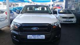 2016 Ford Ranger 3.2 Engine Capacity Single Cab, with Manuel Transmiss