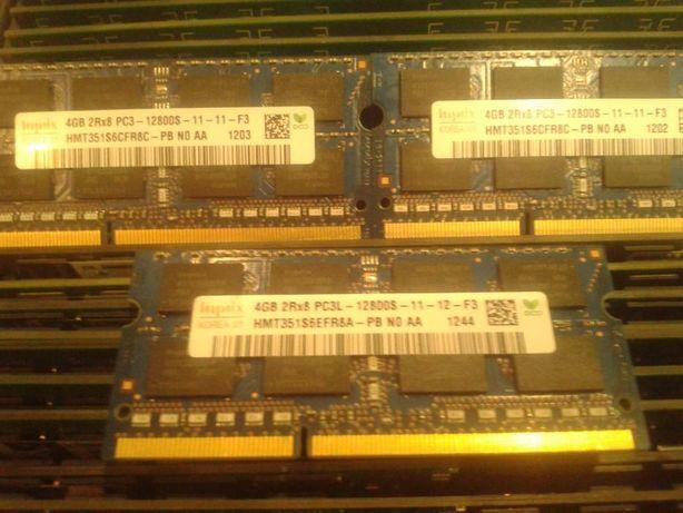 DDR3 4GB Hynix, Kingston, Samsung SO-DIMM 1600;1333;1066 MHz Intel/A Каменец-Подольский - изображение 2