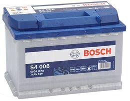 Akumulator BOSCH S4 74Ah 680 A [MONTAŻ] Автомобильный аккумулятор