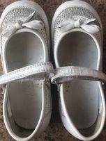 Кожаные туфельки Tiflani