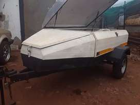 Selling venter trailer