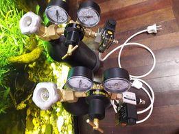 Со2 система Camozzi углекислотная аквариумная баллон балон камоци камо