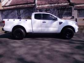 2012 Ford Ranger, 120,000km, extra cab, manual, engine 2.2, 6 speed