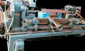 Lathe industrial