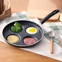 Сковорода для яичницы и блинов 24 см, сковородка, посуда купить