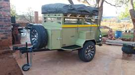 Bushbaby camping trailer for sale