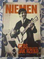 Książka Czesław Niemen, Czas Jak Rzeka