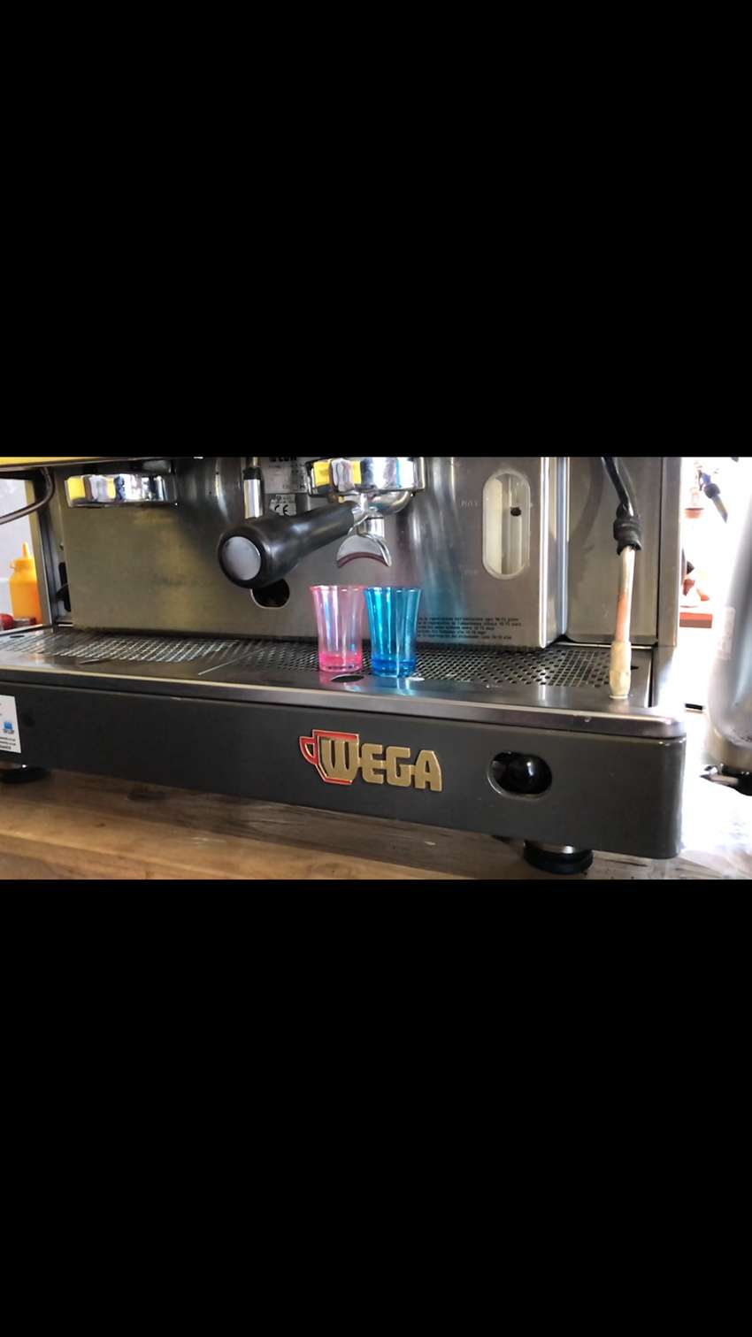 Wega Coffee Machine 0